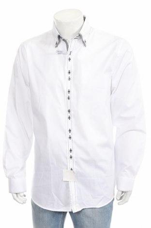Pánska košeľa  Angelo Litrico, Veľkosť XL, Farba Biela, 70% bavlna, 30% polyester, Cena  24,45€