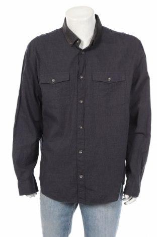 Pánska košeľa  Armani Exchange, Veľkosť XXL, Farba Sivá, Bavlna, Cena  18,89€