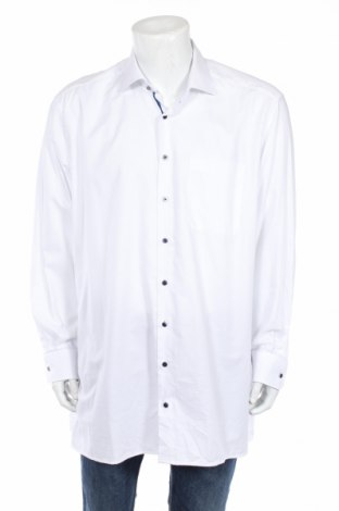 Pánska košeľa  Eterna, Veľkosť XXL, Farba Biela, Bavlna, Cena  21,53€