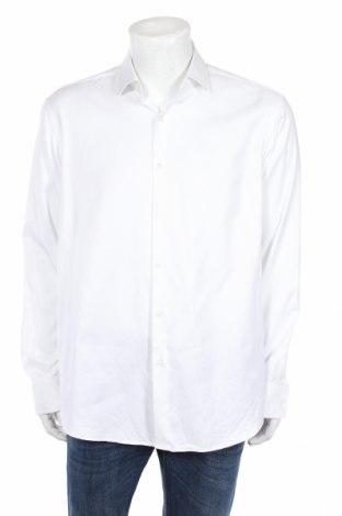 Pánska košeľa  Hugo Boss, Veľkosť XL, Farba Biela, Bavlna, Cena  76,80€