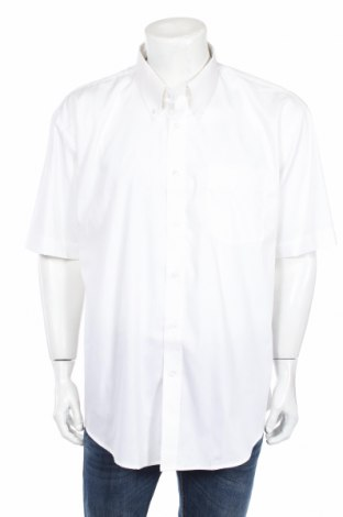 Pánska košeľa  Kustom Kit, Veľkosť XXL, Farba Biela, 85% bavlna, 15% polyester, Cena  17,31€
