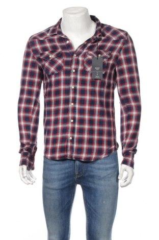 Мъжка риза Ltb, Размер S, Цвят Многоцветен, 100% памук, Цена 32,00лв.