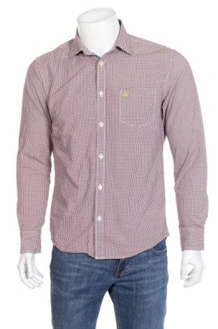 Мъжка риза Marc O'polo, Размер M, Цвят Червен, Памук, Цена 32,93лв.