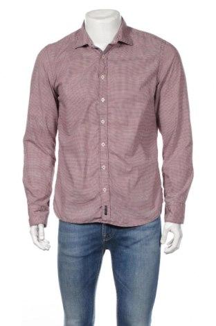 Мъжка риза Marc O'polo, Размер L, Цвят Червен, Памук, Цена 34,99лв.