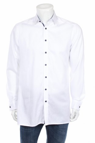 Pánska košeľa  Olymp, Veľkosť M, Farba Biela, Bavlna, Cena  17,81€