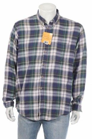 Мъжка риза Outback, Размер XL, Цвят Многоцветен, Памук, Цена 22,64лв.