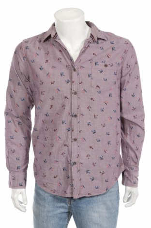 Pánska košeľa  Pull&Bear, Veľkosť L, Farba Fialová, Cena  10,55€