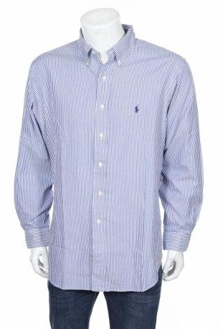 Pánska košeľa  Ralph Lauren, Veľkosť XL, Farba Modrá, Bavlna, Cena  15,09€