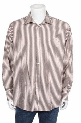 Мъжка риза Royal Class, Размер XL, Цвят Бежов, Памук, Цена 17,01лв.
