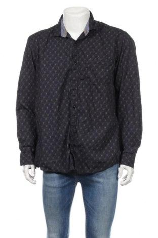 Pánska košeľa  S.Oliver, Veľkosť XXL, Farba Modrá, 100% bavlna, Cena  23,75€