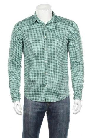 Pánska košeľa  Scotch & Soda, Veľkosť M, Farba Zelená, 100% bavlna, Cena  25,56€