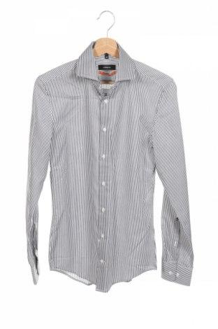 Pánska košeľa  Seidensticker, Veľkosť XS, Farba Sivá, 100% bavlna, Cena  18,19€