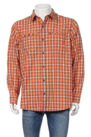 Pánska košeľa  The North Face, Veľkosť L, Farba Viacfarebná, 65% polyester, 35% bavlna, Cena  18,86€