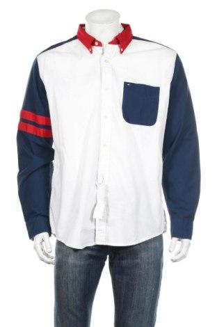 Ανδρικό πουκάμισο Tommy Hilfiger, Μέγεθος L, Χρώμα Πολύχρωμο, Βαμβάκι, Τιμή 47,10€