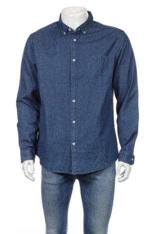 Pánska košeľa  V by Very, Veľkosť L, Farba Modrá, Bavlna, Cena  27,84€