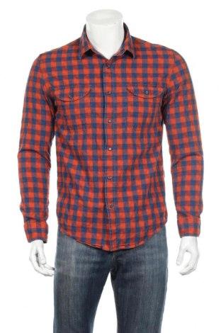 Pánska košeľa  Zara Man, Veľkosť M, Farba Oranžová, Bavlna, Cena  10,55€