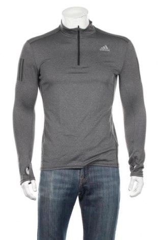 Pánske športové tričko  Adidas, Veľkosť S, Farba Sivá, Polyester, Cena  23,33€