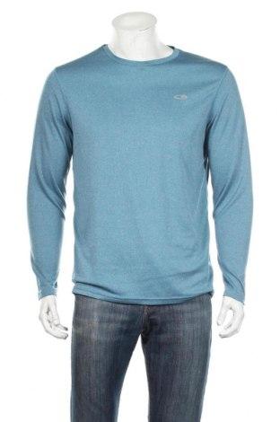Ανδρική αθλητική μπλούζα Champion, Μέγεθος L, Χρώμα Μπλέ, Πολυεστέρας, Τιμή 11,46€