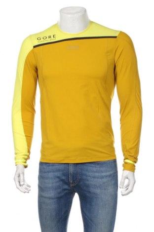 Pánske športové tričko  Gore, Veľkosť M, Farba Žltá, 85% polyamide, 15% elastan, Cena  21,12€