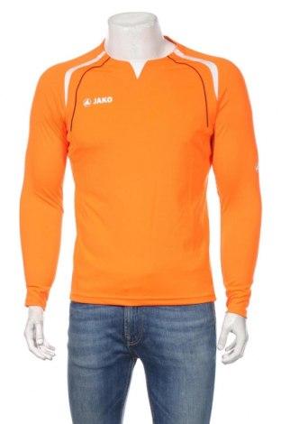 Мъжка спортна блуза Jako, Размер S, Цвят Оранжев, Полиестер, Цена 35,91лв.