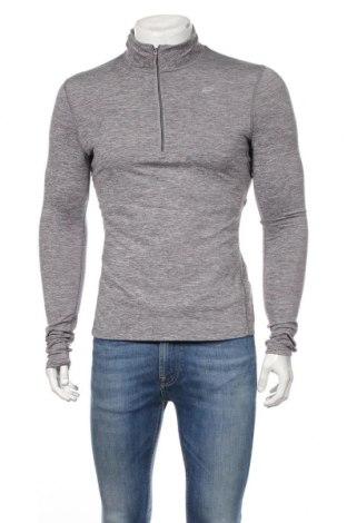 Pánske športové tričko  Nike, Veľkosť S, Farba Sivá, 88% polyester, 12% elastan, Cena  18,89€