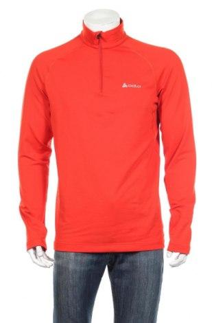 Pánske športové tričko  Odlo, Veľkosť L, Farba Červená, 90% polyester, 10% elastan, Cena  15,56€