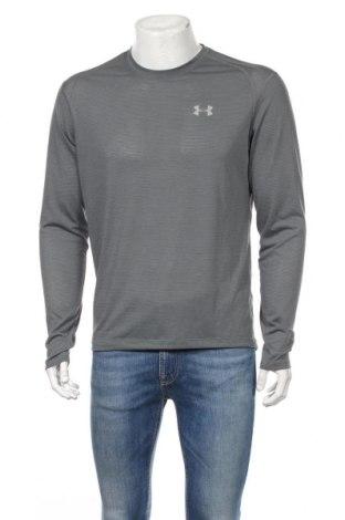 Pánske športové tričko  Under Armour, Veľkosť L, Farba Sivá, Cena  20,47€