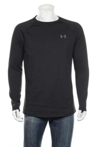 Pánske športové tričko  Under Armour, Veľkosť L, Farba Čierna, Cena  21,12€