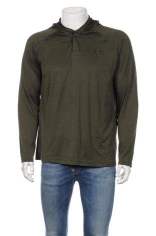 Pánske športové tričko  Under Armour, Veľkosť L, Farba Zelená, Cena  17,78€