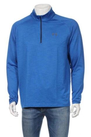 Pánske športové tričko  Under Armour, Veľkosť XL, Farba Modrá, Cena  20,00€