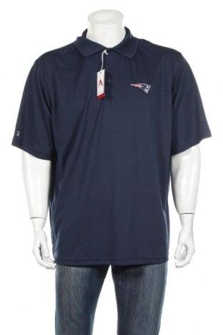 Мъжка тениска Antigua, Размер XL, Цвят Син, Полиестер, Цена 28,93лв.