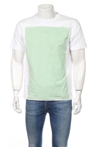 Ανδρικό t-shirt Calvin Klein, Μέγεθος L, Χρώμα Λευκό, Τιμή 31,98€