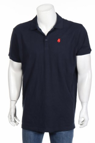 Мъжка тениска Clique, Размер XL, Цвят Син, Памук, Цена 31,92лв.