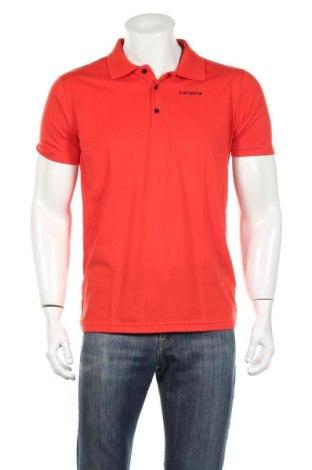 Мъжка тениска Icepeak, Размер S, Цвят Червен, 65% полиестер, 35% памук, Цена 21,00лв.