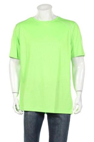 Мъжка тениска Jako, Размер XXL, Цвят Зелен, Полиестер, Цена 22,80лв.