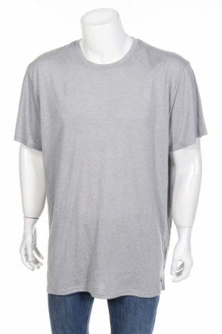 Мъжка тениска Under Armour, Размер 4XL, Цвят Сив, 65% полиестер, 35% вискоза, Цена 63,84лв.