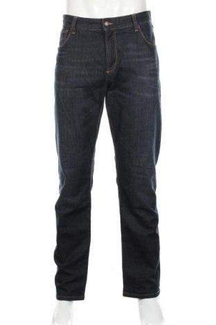 Pánske džínsy  Alberto, Veľkosť L, Farba Modrá, 98% bavlna, 2% elastan, Cena  23,81€
