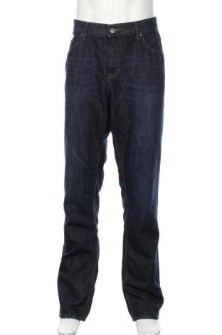 Мъжки дънки C&A, Размер XL, Цвят Син, 71% памук, 29% полиестер, Цена 28,81лв.