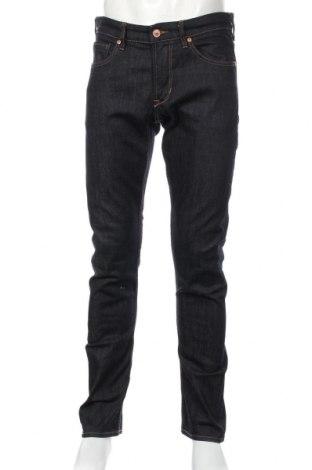 Мъжки дънки C&A, Размер L, Цвят Син, 98% памук, 2% еластан, Цена 32,93лв.