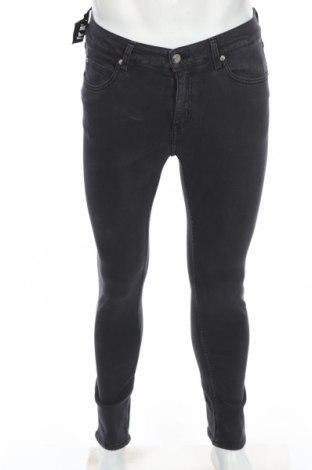 Мъжки дънки Cheap Monday, Размер S, Цвят Сив, 99% памук, 1% еластан, Цена 45,89лв.