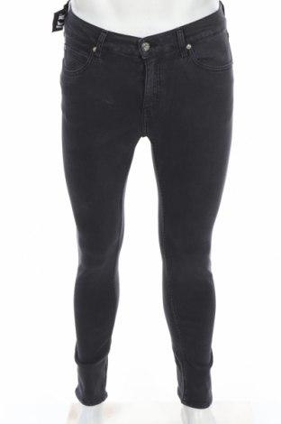 Мъжки дънки Cheap Monday, Размер S, Цвят Сив, 99% памук, 1% еластан, Цена 47,88лв.