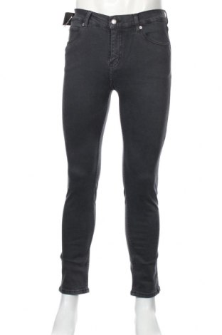 Мъжки дънки Cheap Monday, Размер M, Цвят Сив, 99% памук, 1% еластан, Цена 35,91лв.