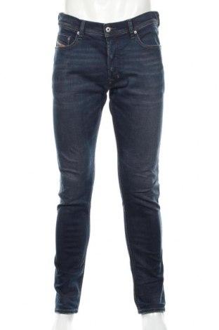 Pánske džínsy  Diesel, Veľkosť M, Farba Modrá, 99% bavlna, 1% elastan, Cena  22,09€
