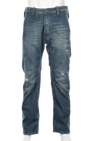Pánske džínsy  Diesel, Veľkosť M, Farba Modrá, Bavlna, Cena  26,08€