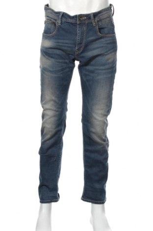 Męskie jeansy Garcia Jeans, Rozmiar L, Kolor Niebieski, 98% bawełna, 2% elastyna, Cena 55,86zł