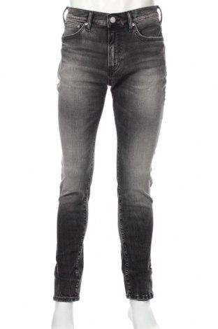 Мъжки дънки H&M, Размер M, Цвят Сив, Цена 17,96лв.
