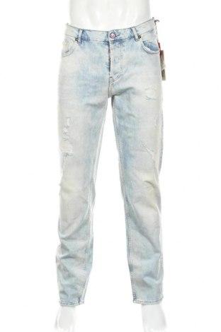 Мъжки дънки Jack & Jones, Размер M, Цвят Син, Цена 44,50лв.