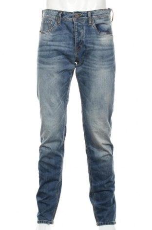 Мъжки дънки Jack & Jones, Размер M, Цвят Син, 99% памук, 1% еластан, Цена 91,58лв.