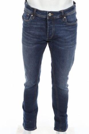 Pánske džínsy  Jack & Jones, Veľkosť M, Farba Modrá, 98% bavlna, 2% elastan, Cena  18,14€