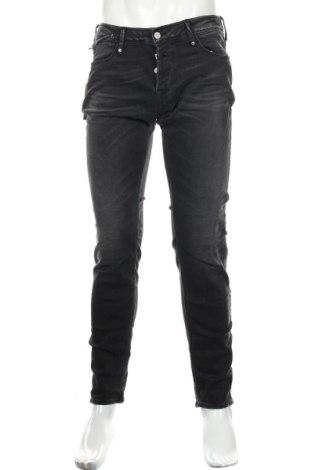 Мъжки дънки Le Temps Des Cerises, Размер M, Цвят Черен, 90% памук, 8% полиестер, 2% еластан, Цена 34,50лв.